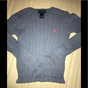Ralph Lauren size 8-10 Medium girls
